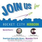 Rocket City Nerdcon 2018
