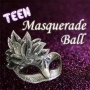 Teen Masquerade Ball Logo