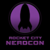 Rocket City NerdCon 2017 Logo